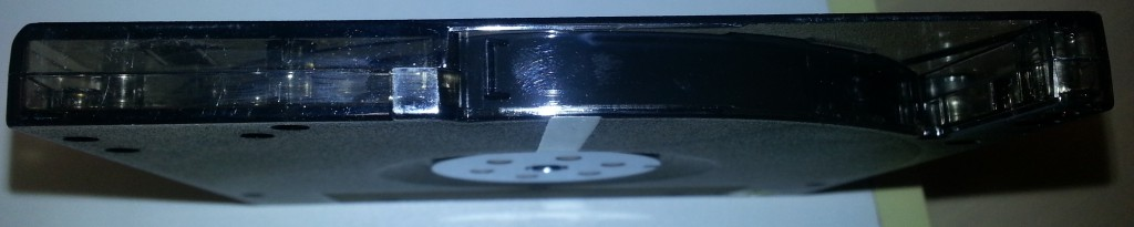 Sliding Cover Syquest Cartridge
