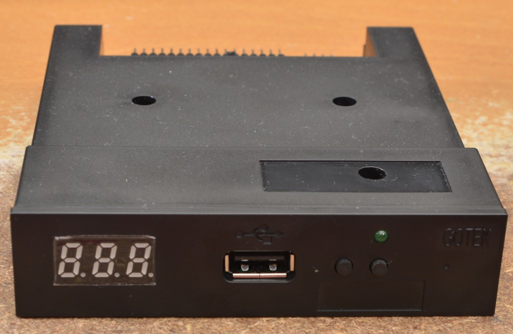 GoTek USB Floppy Emulator