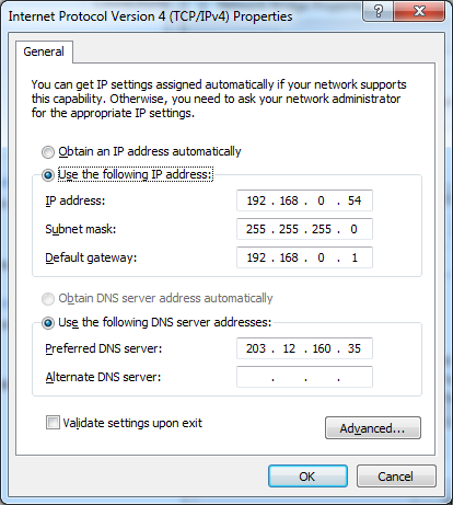 TPG DNS Problems – VoIP not working, sites unreachable
