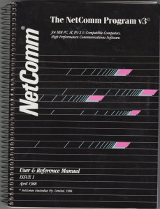 Netcomm Program Manual
