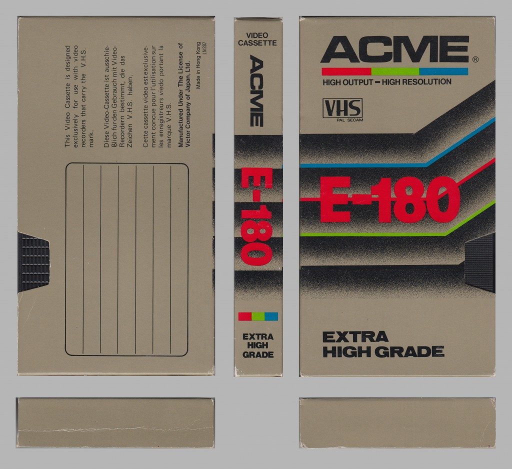 ACME Extra High Grade E180