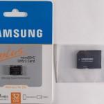 Quick Review: Samsung Plus 32Gb UHS-I microSDHC Card