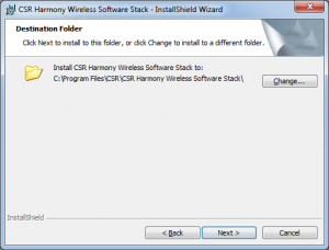 csr harmony wireless software stack free download
