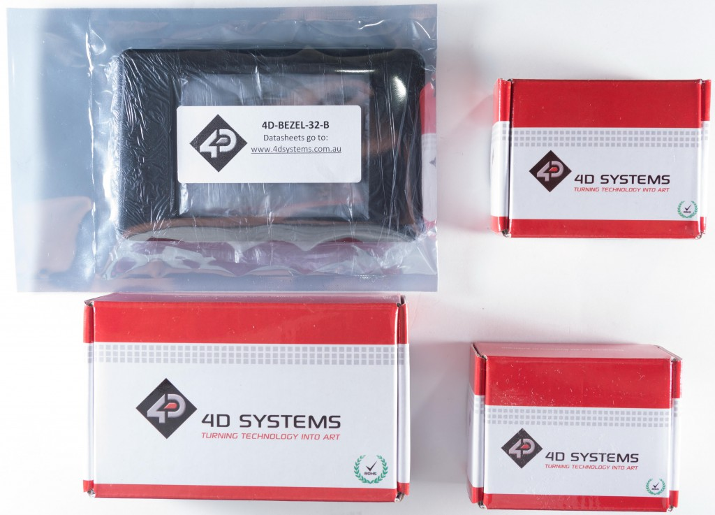 4D Systems Items
