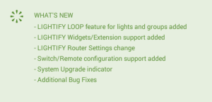 lightify-android-changelog