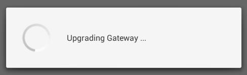 lightify-gateway-updating