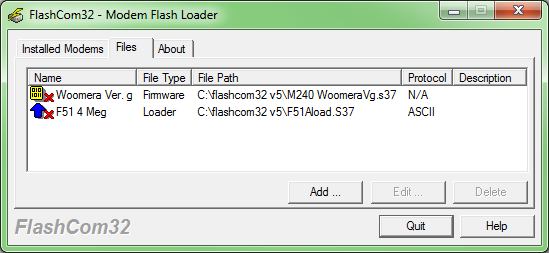flashcom32-files