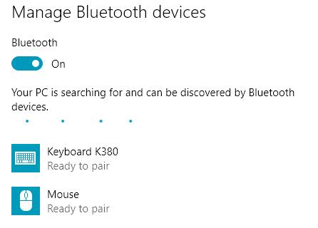 Review: Logitech Bluetooth Wireless Keyboard & Mouse (K380