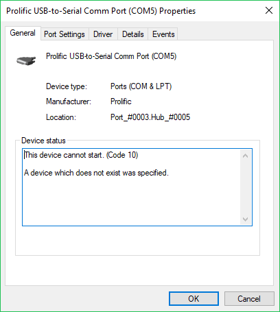 PROLIFIC PL3507 WINDOWS 8 X64 DRIVER