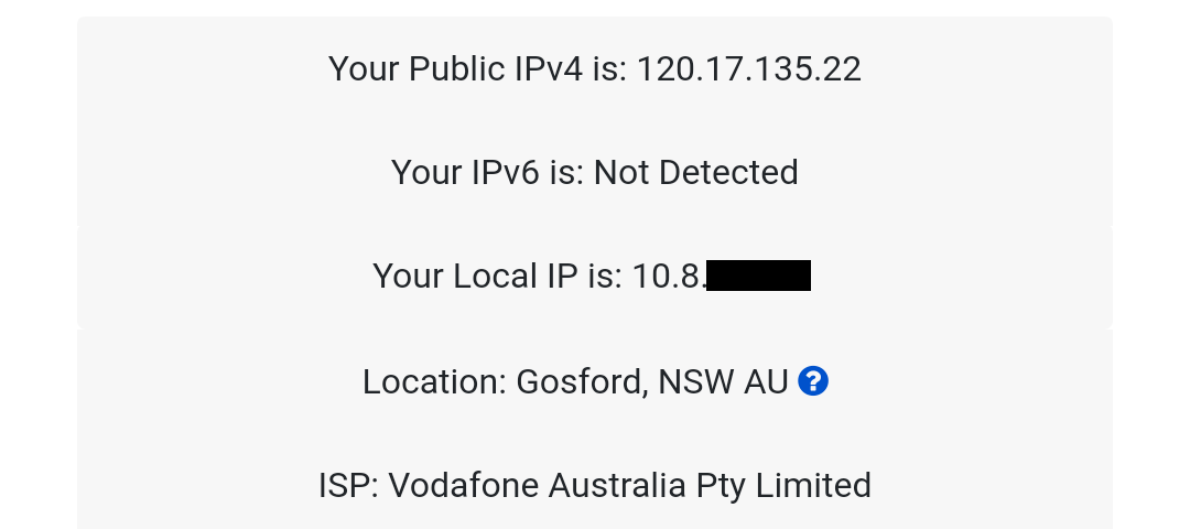 Investigating: Vodafone & Kogan Mobile Data Connection Issues