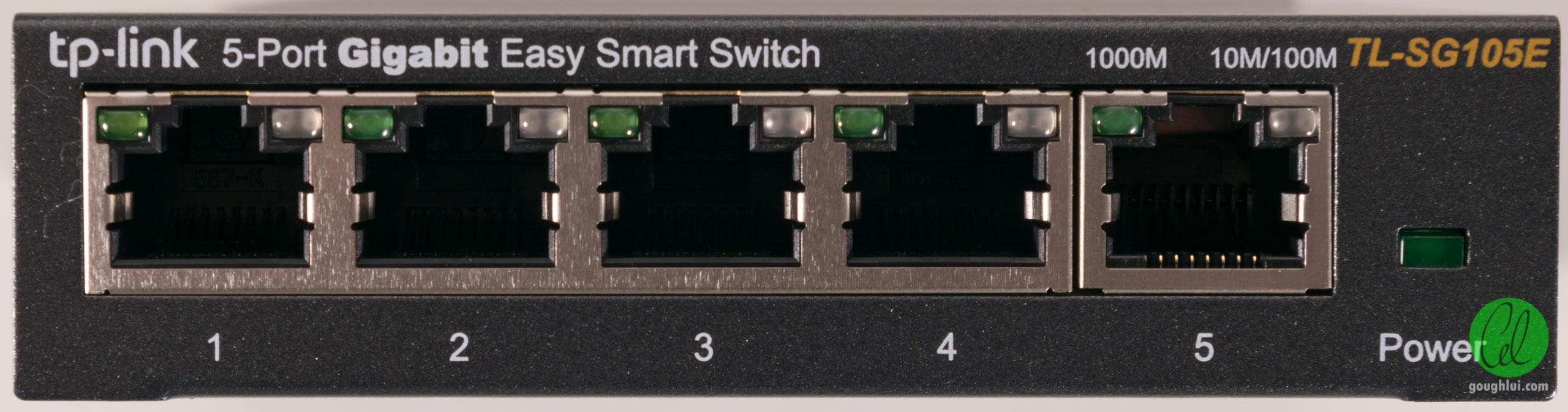 Not So Smart: TP-Link TL-SG105E V3 0 5-Port Gigabit Easy