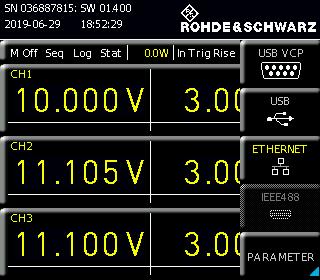 R&S HMC8043 PSU Review-in-Depth – Ch4: Remote-Control